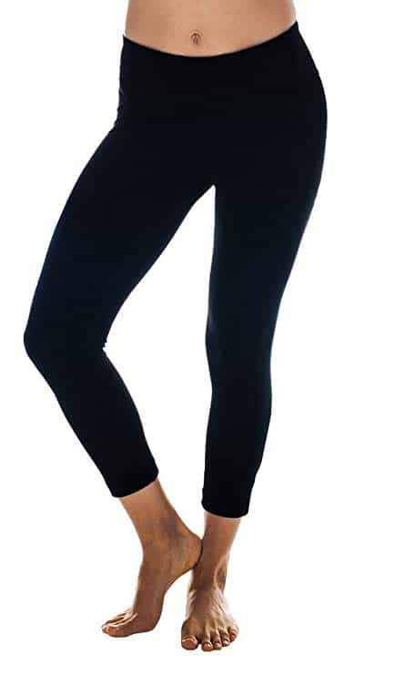 90 Degree By Reflex Yoga Capris for Women.