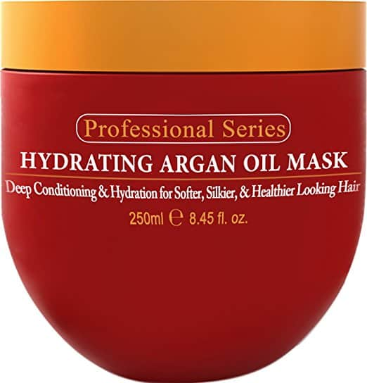 Arvazallia- Argan Oil Hair Mask