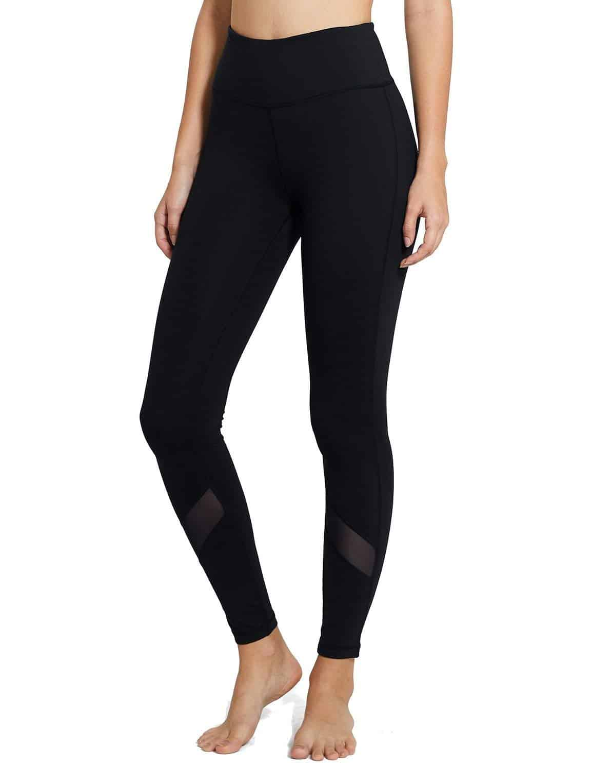Baleaf Women's High Waist Yoga Pants.