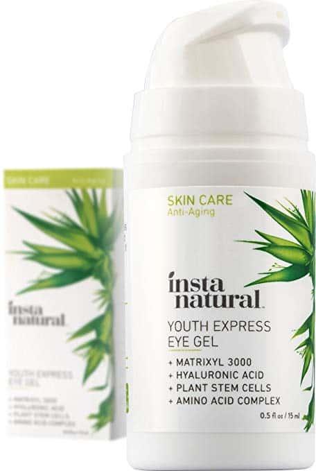 Insta natural Youth Express Eye Gel