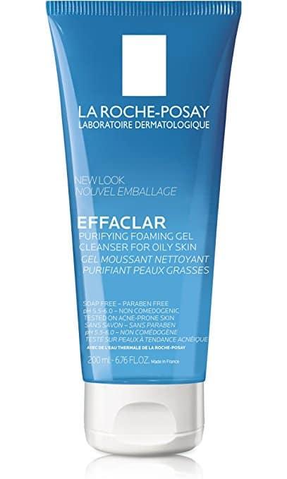 La Roche-PosayEffaclar Purifying Foaming Gel Face Wash