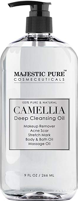 Majestic Pure Camellia Deep Cleansing Oil