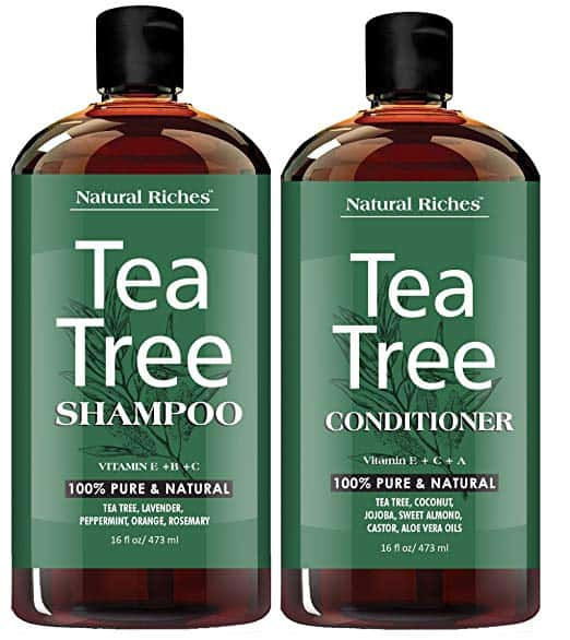 Natural Riches™ Tea-Tree Shampoo (Set)