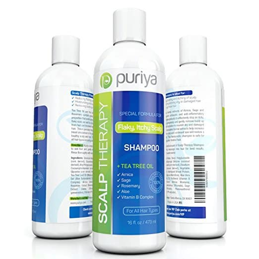 Puriya Scalp Therapy
