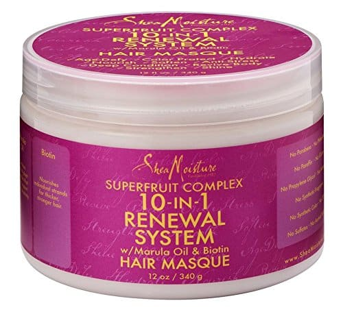 SheaMoistureSuperfruit Complex 10-In-1 Renewal System Hair Masque
