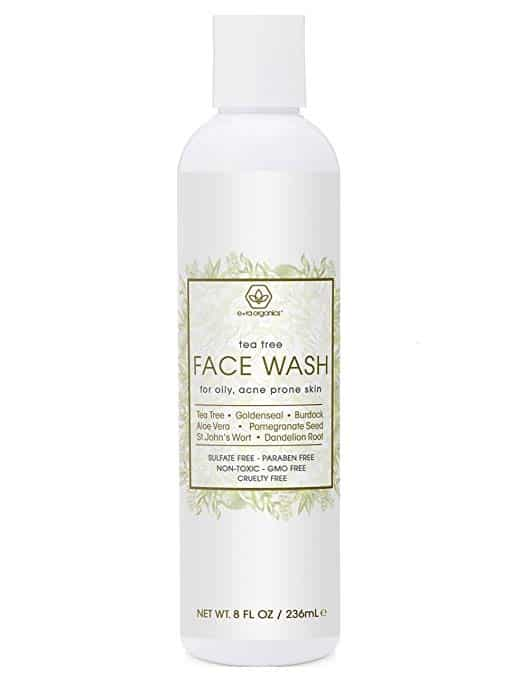 Tea Tree Oil Face Cleanser & Body Wash